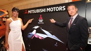 Mitsubishi educa sobre la seguridad en el auto durante un sismo