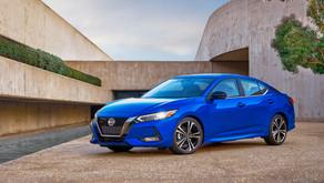 Nissan presenta la nueva apariencia de Sentra en el Auto Show de Los Ángeles