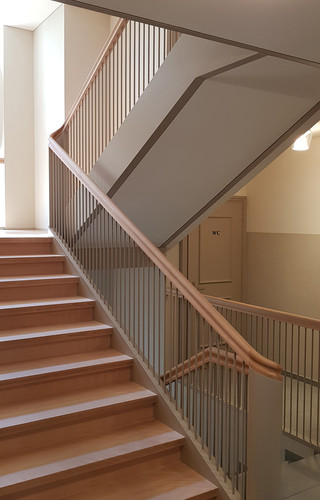 Frei Holzbau Treppe Gemeinde Oberriet201