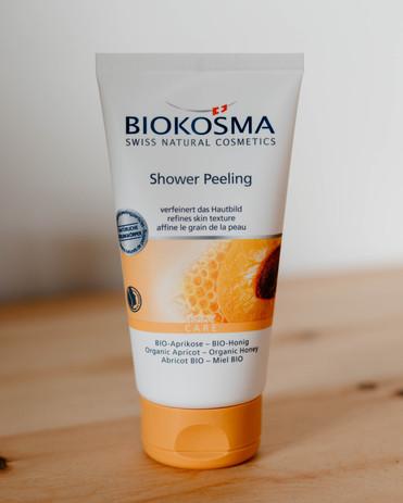 BIOKOSMA Shower Peeling