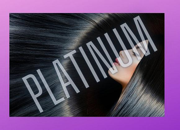 RMF Platinum Hair Boxes