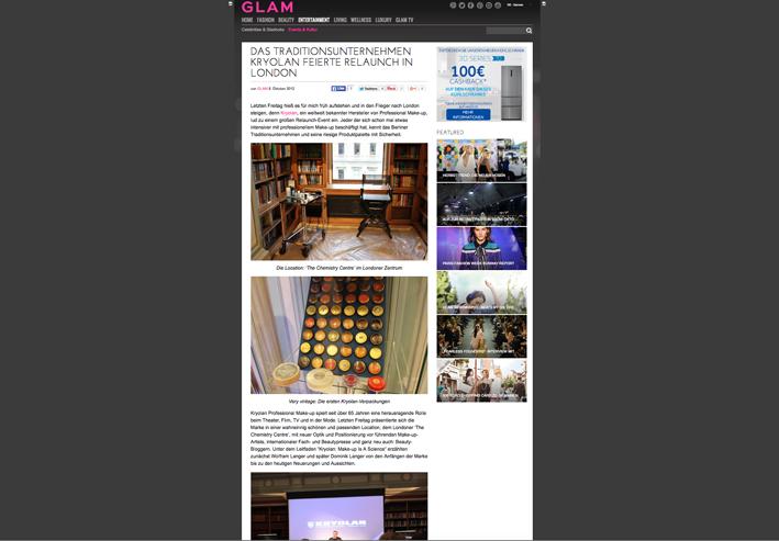Blog: glam.de (Ari)
