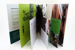 Greenville-Broschüre