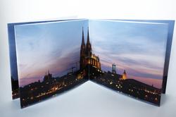 Kölner Leporello – außen