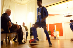 Programm: Ballkünstler