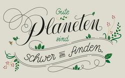 Motiv: Gute Planeten