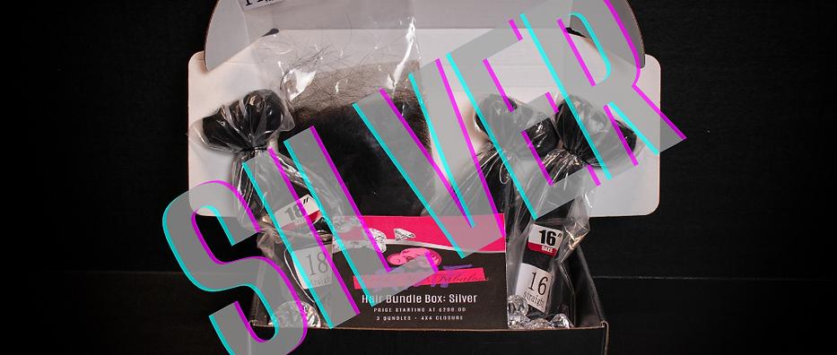 RMF Silver Hair Boxes