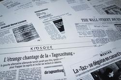 Internationales Presse-Echo