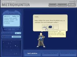 Metrohunter – UMM-Agent