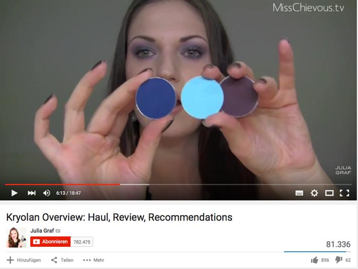 Youtube: MissChievous