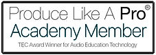 PLAP Academy Member Badge - Light (1300x