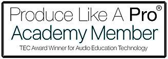 PLAP Academy Member Badge - Light (1300x