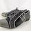 Thumbnail: Black&Grey Sneaker White piping