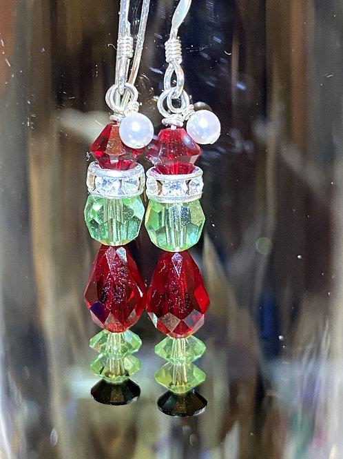 The Grinch Earrings