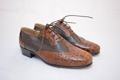 Brown Classic Leather Sole