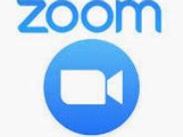 Zoom Private Video Lesson