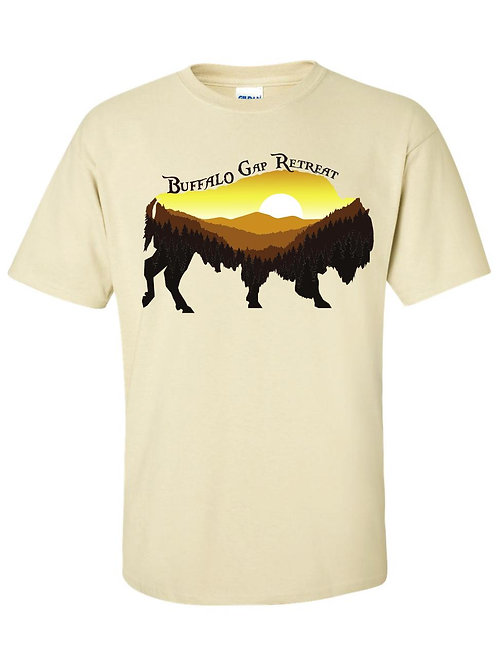 Buffalo Gap Tshirt 2XL