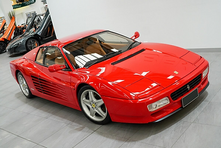 1994 FERARRI 512 TR
