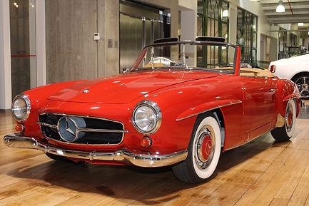 1958 MERCEDES-BENZ 190SL