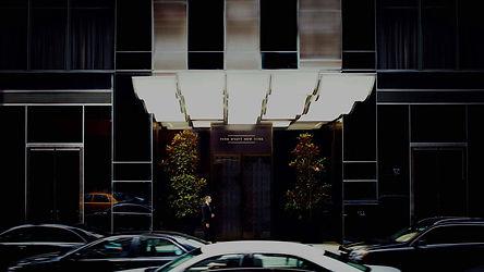 Hyatt's flagship luxury hotel Park Hyatt New York.