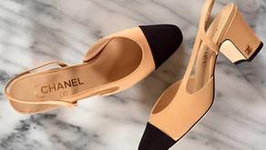 O clássico sapato Chanel