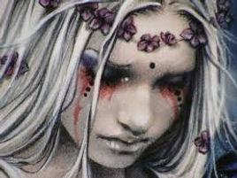 Después de la muerte de Miguel, Gabriel se obsesiona con la misteriosa figura que cree haber visto: una muchacha de pálida tez y ojos tristes vestida con un sencillo vestido de gasa. Ahora, en su cabeza solo bulle una idea: ¿quién era ella?