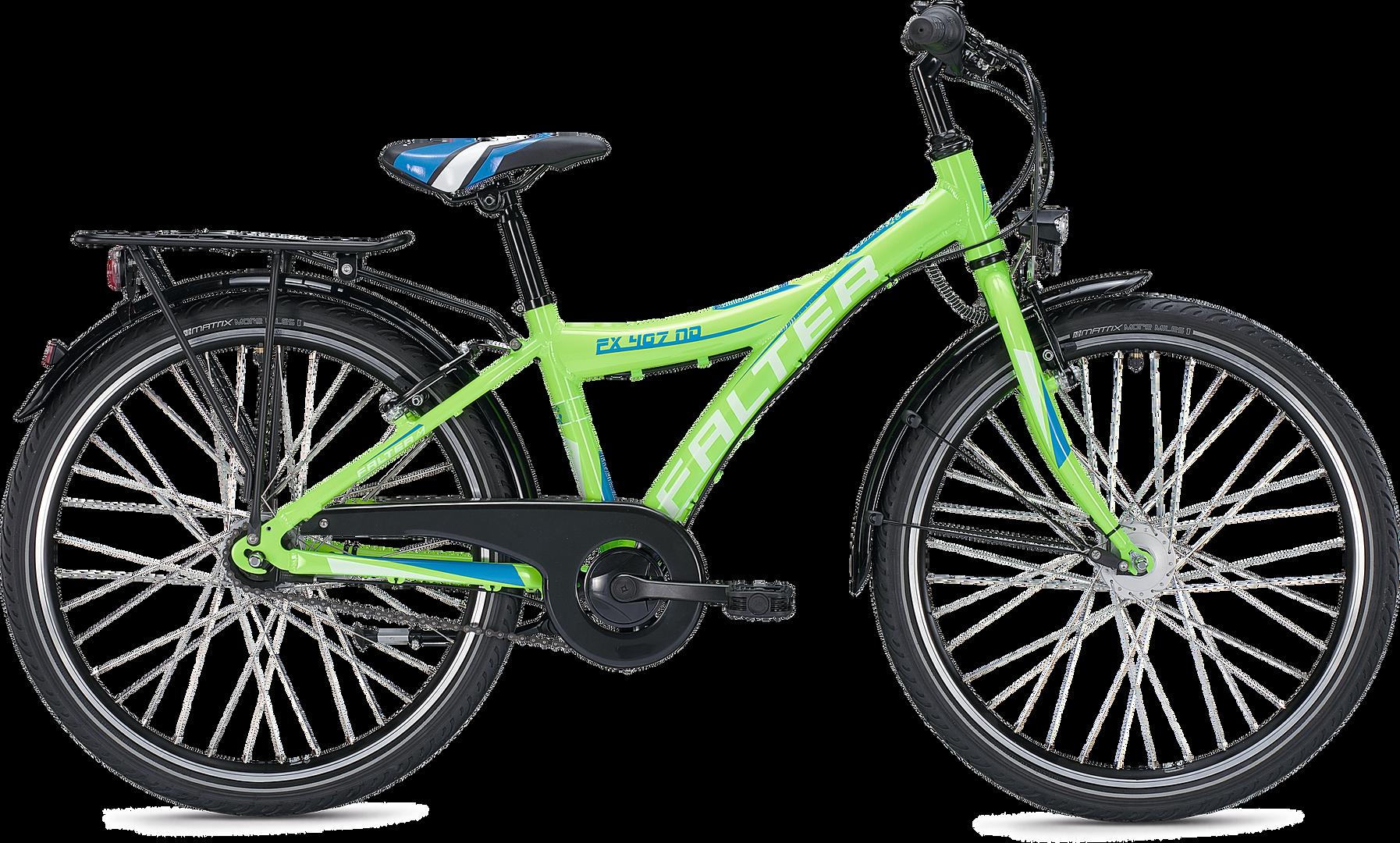 FALTER FX 407 ND Y-Rahmen grün/blau