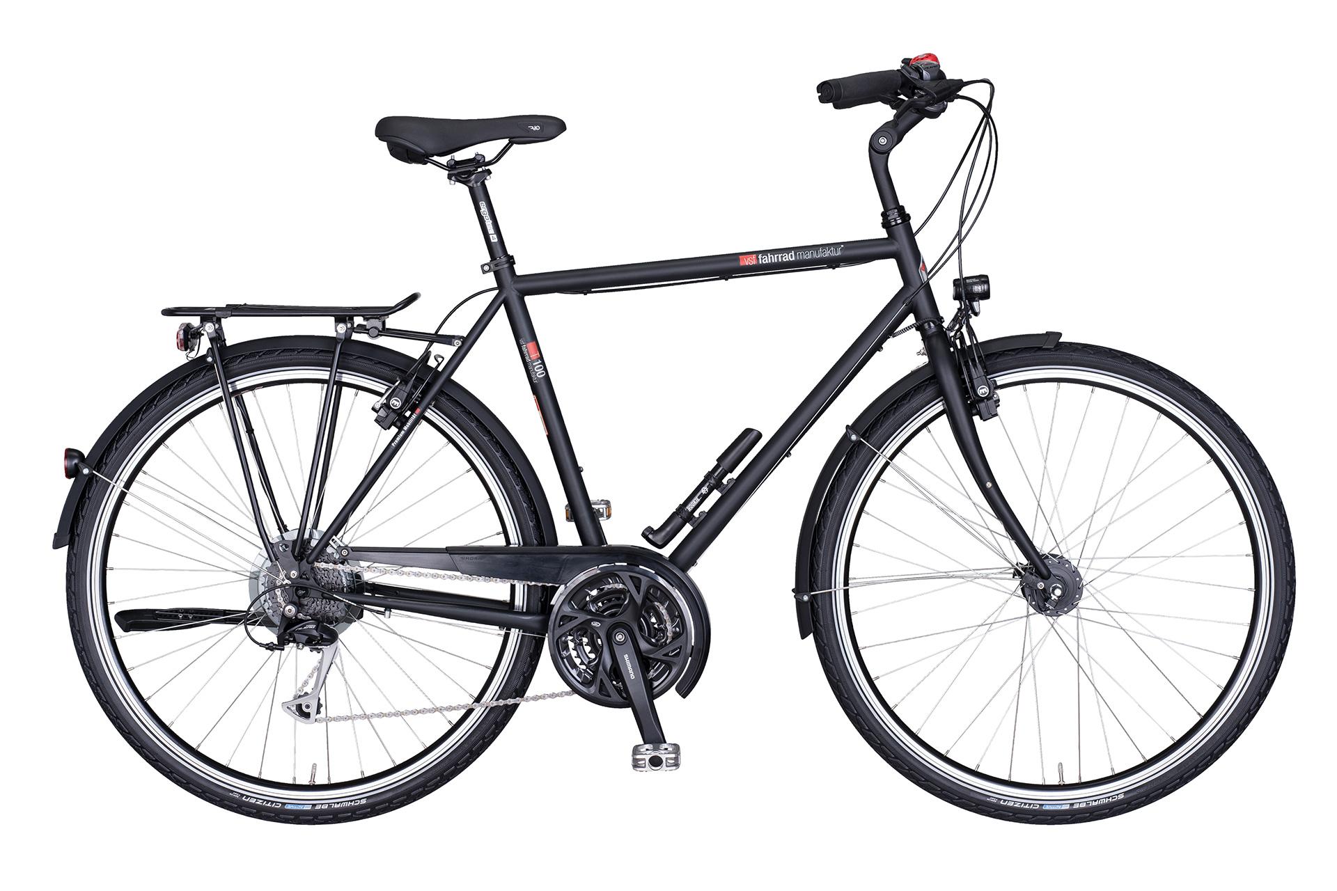 Fahrradmanufaktur T100 Alivio HS11