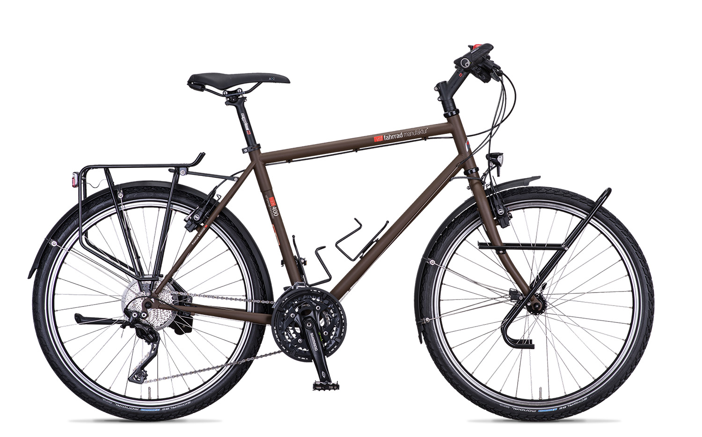 Fahrradmanufaktur TX-400 Reiserad