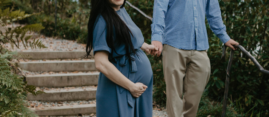 MEPKIN ABBEY MATERNITY ADVENTURE // ASHLEY + ALEX