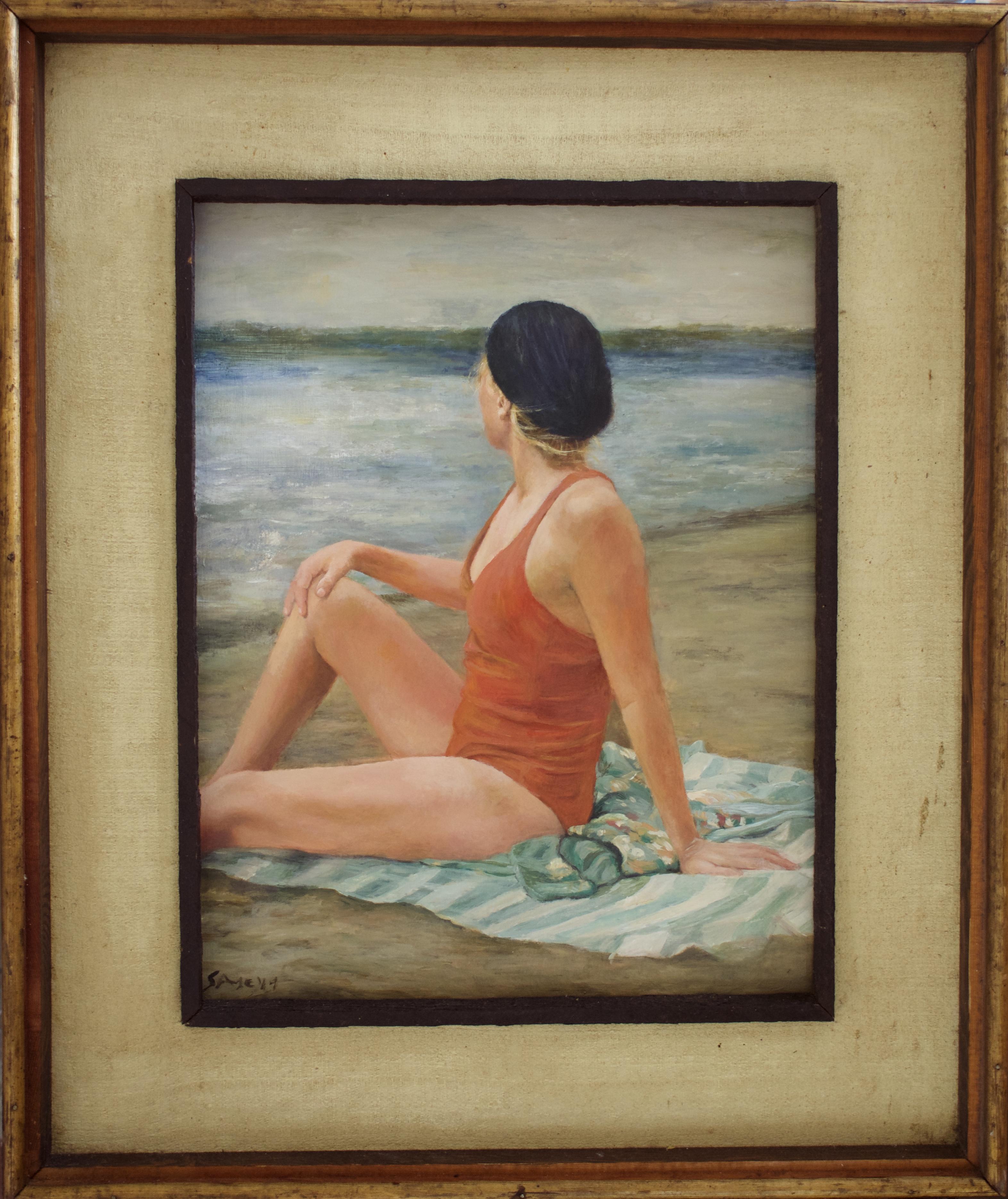 (SOLD) Beach 1