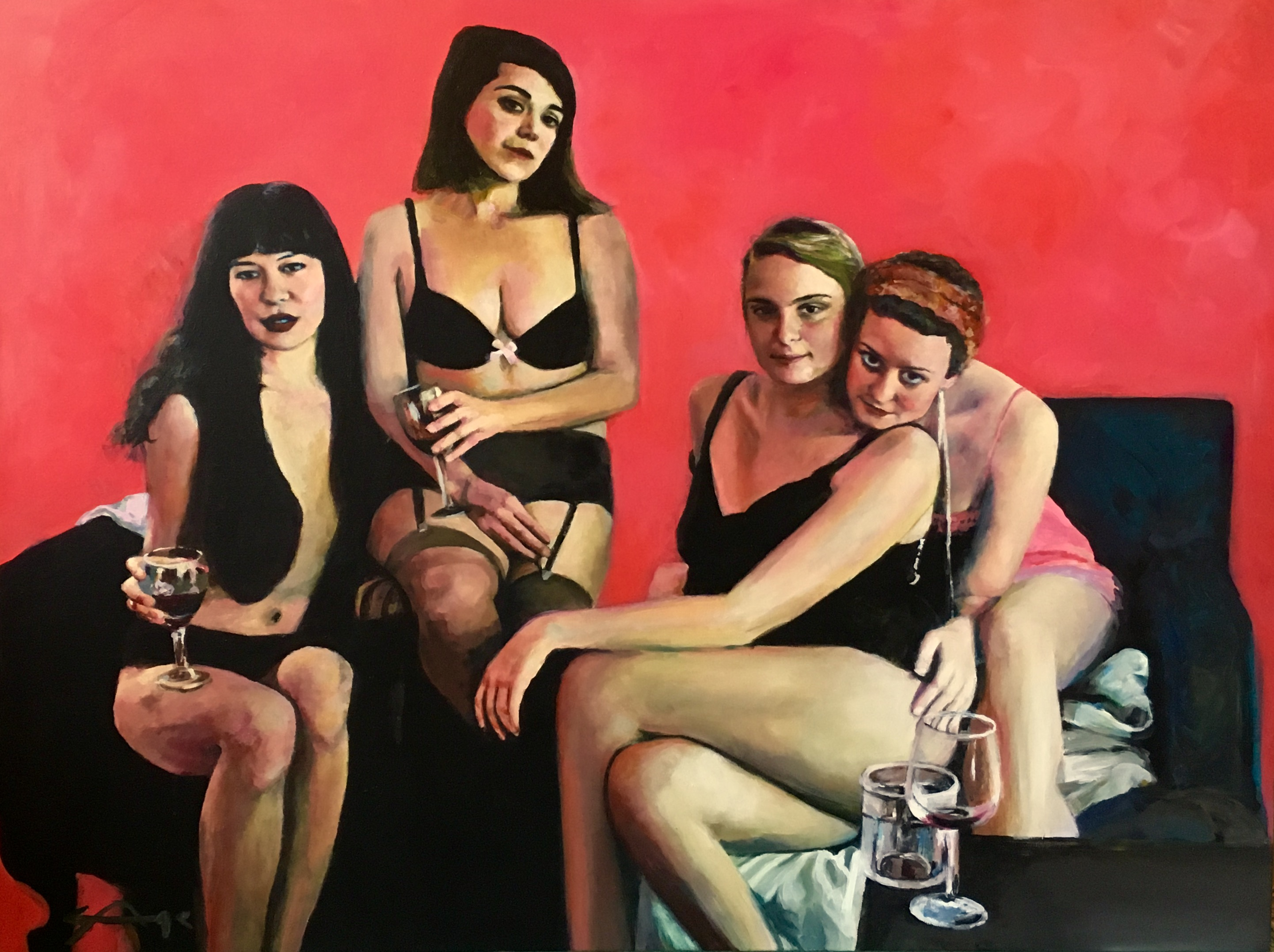 (SOLD)4 Women