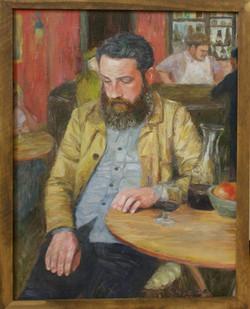 (sold) Man in Bar