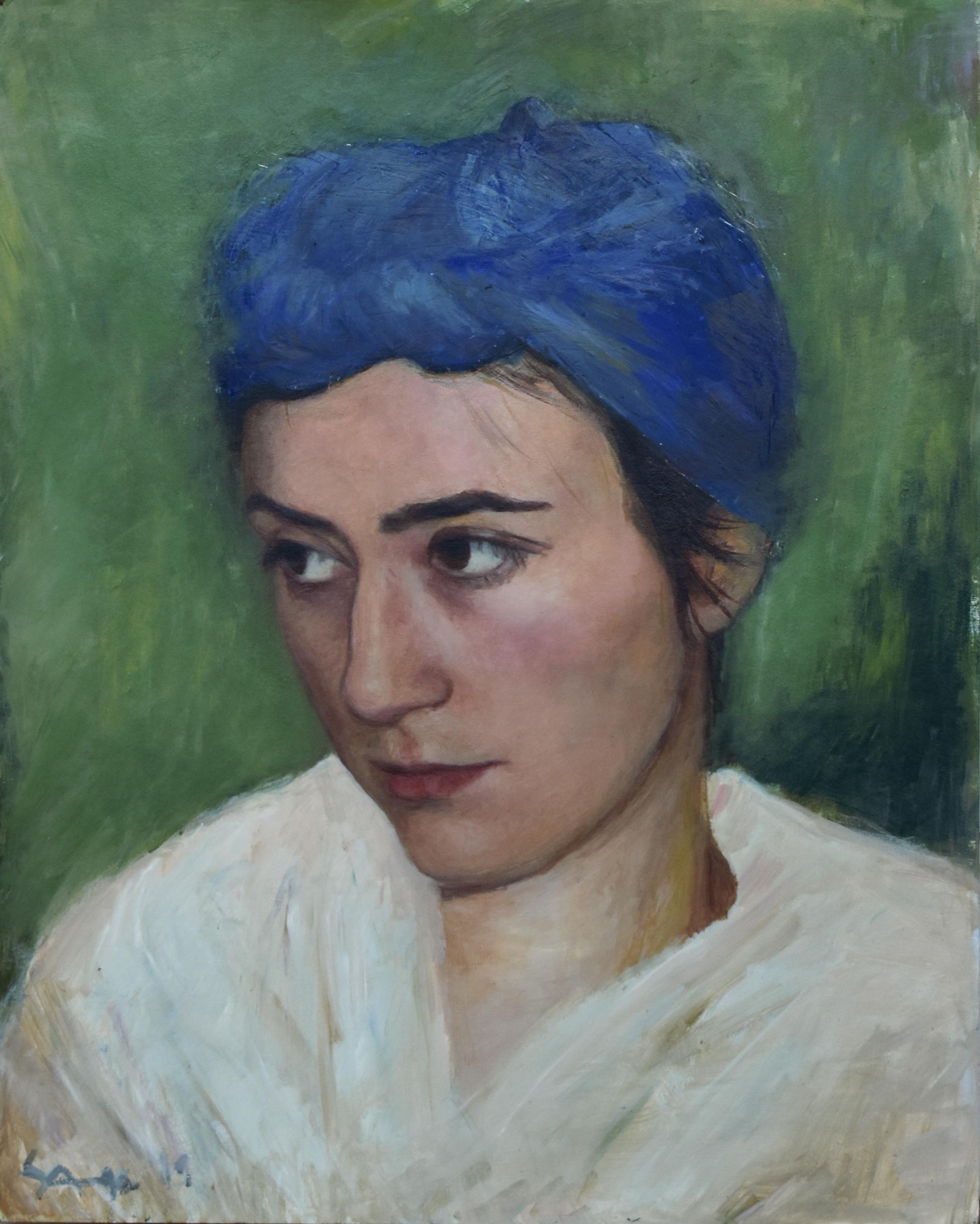 (SOLD) Self Portrait