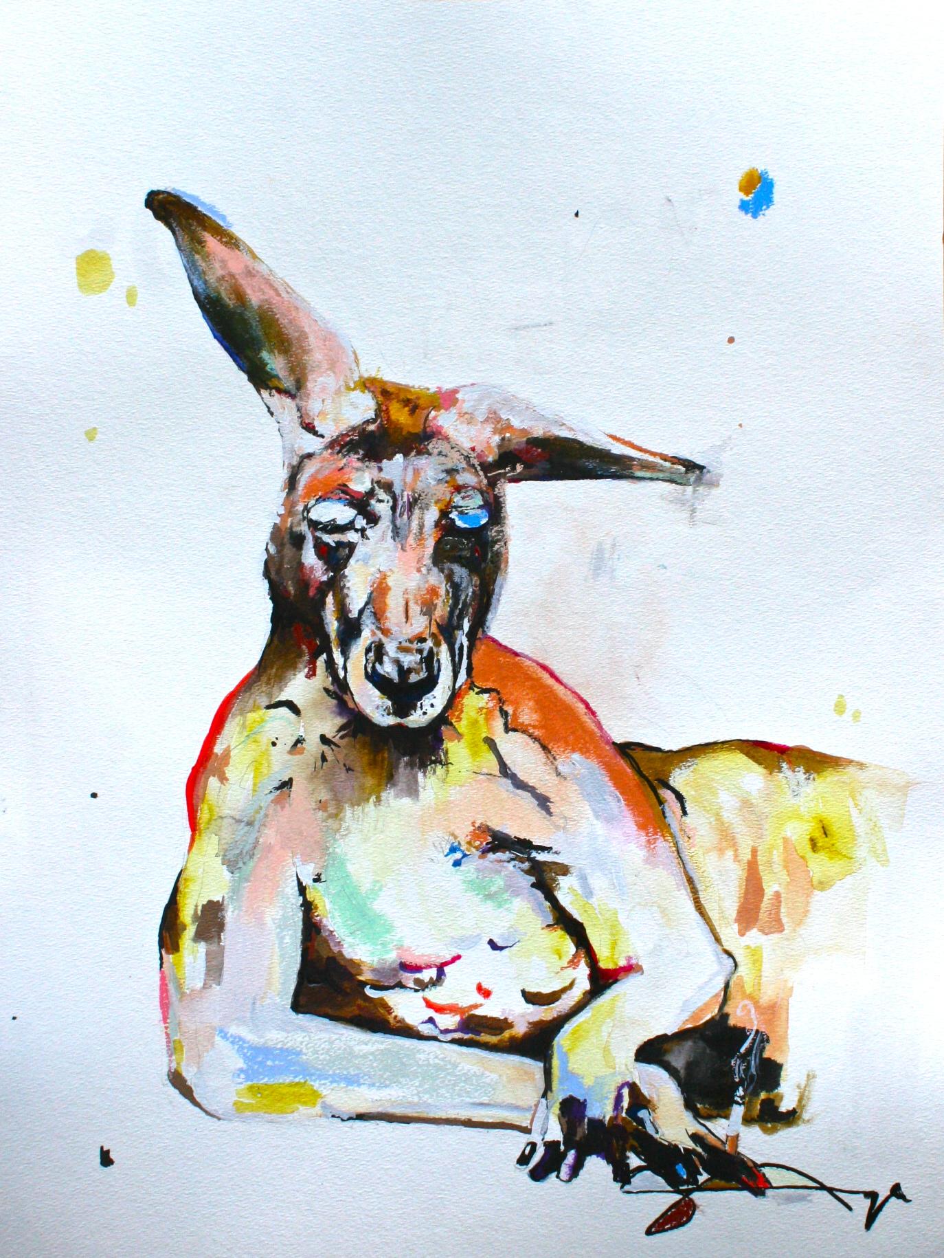 The Kangaroo One