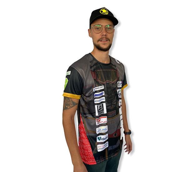 T-Shirt Fullprint Sport - Personalizowany