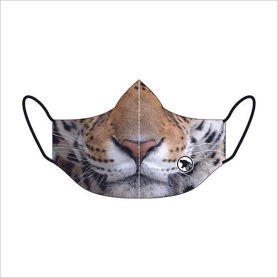 2 - Warstwowa Maseczka Jaguar - Fullprint
