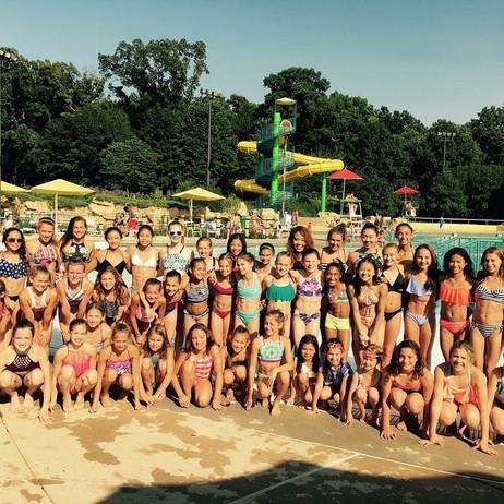Team Pool Park Fun!