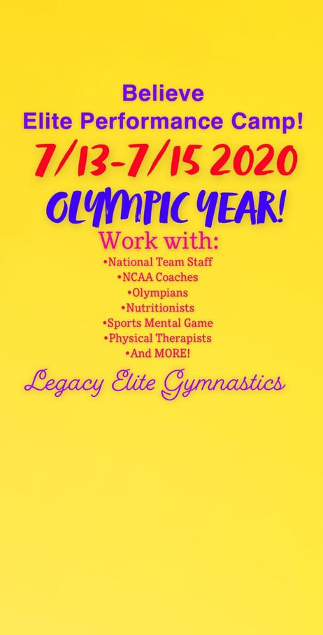Competitive Team SummerCamp!!