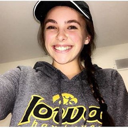 Bridget Killian 2018 U of Iowa