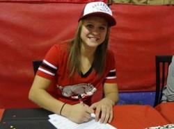 Amanda Wellick- U of Arkansas