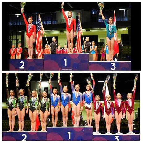 Congrats Gabby Perea! Go Legacy Elite & Go Team USA!