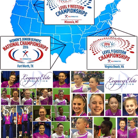 Congrats 2016 National Qualifiers!