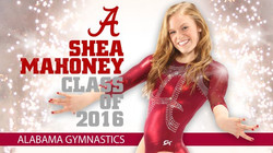 Shea Mahoney- U of Alabama