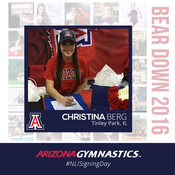 Christina Berg- U of Arizona