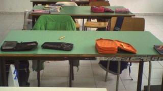 """La III A della scuola primaria A. Manzoni di Praia a Mare, premiata nel concorso """"Un testo per noi""""."""