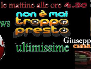 non è mai troppo presto - Giuseppe Cesena