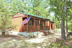 Cabin on 9.44 Acres