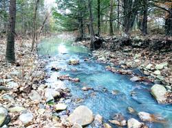50 Acres with Birney Creek