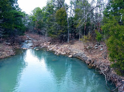 4 Acres with Creek
